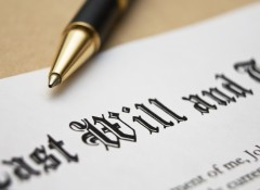 Plan Ahead With a Last Will & Testament