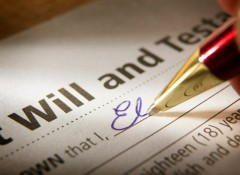 Can I just write my own will or use an internet form? Maybe– but will it be legal?